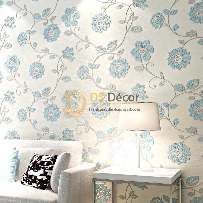 giấy-dán-tường-họa-tiết-hoa-hướng-dương-3d069-06