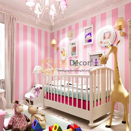 giấy-dán-tường-sọc-hồng-hello-kitty-3d062-02