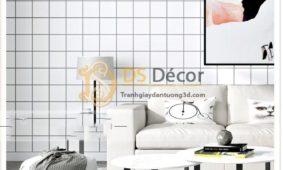 17 Mẫu giấy dán tường đen trắng độc đáo chỉ có tại DS Decor