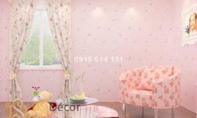 Các mẫu giấy dán tường phòng ngủ trẻ em đẹp 2019