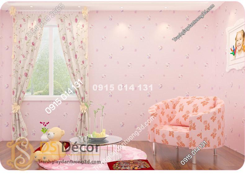 giay-dan-tuong-hello-kitty-cho-be-3D038-mau-3