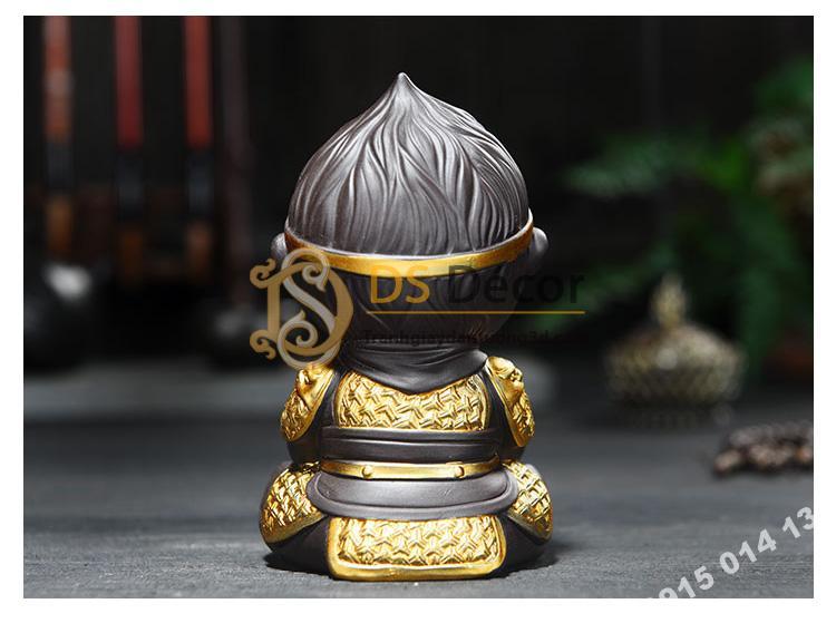 Đồ-gốm-trang-trí-tượng-đại-thánh-ngồi-thiền-DTT01-03