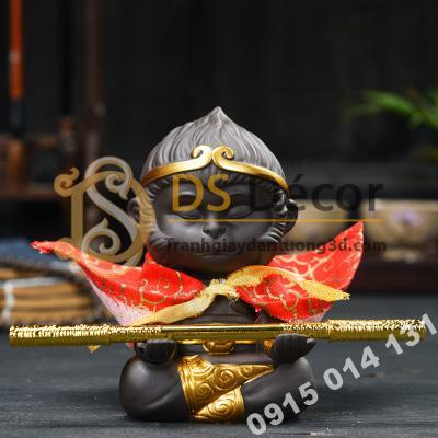 Đồ-gốm-trang-trí-tượng-đại-thánh-ngồi-thiền-DTT01-06