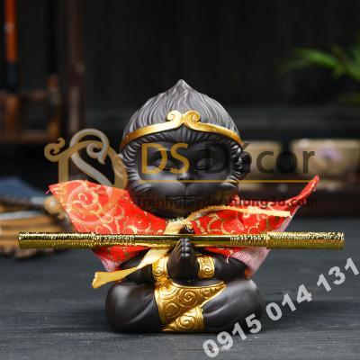 Đồ-gốm-trang-trí-tượng-đại-thánh-ngồi-thiền-DTT01-07