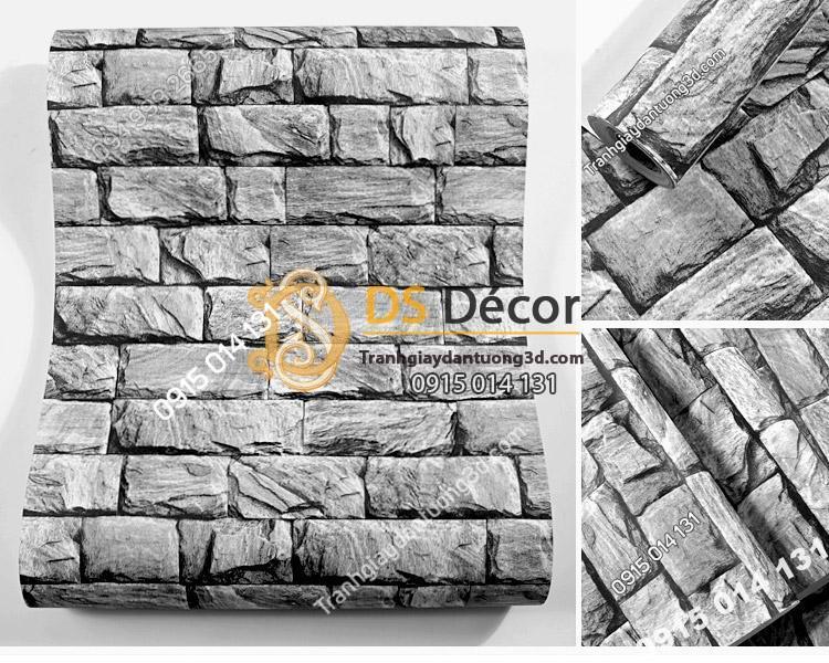 Giấy dán tường giả đá 3D094