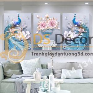 Tranh-treo-tuong-con-cong-3D-loai-3-buc-TT3D03-01