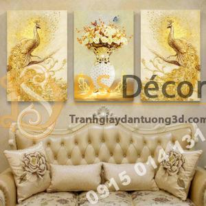 Tranh-treo-tuong-con-cong-3D-loai-3-buc-TT3D03-02