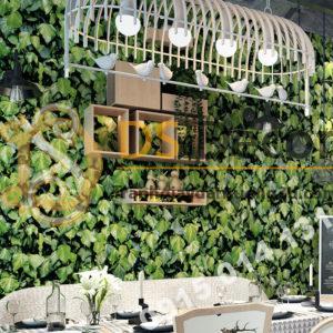 Giay-dan-tuong-la-cay-retro-ivy-cho-nha-hang-quan-an-3D125-01