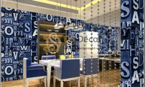 Chuyên cung cấp giấy dán tường 3D giá rẻ nhất tại Phú Thọ