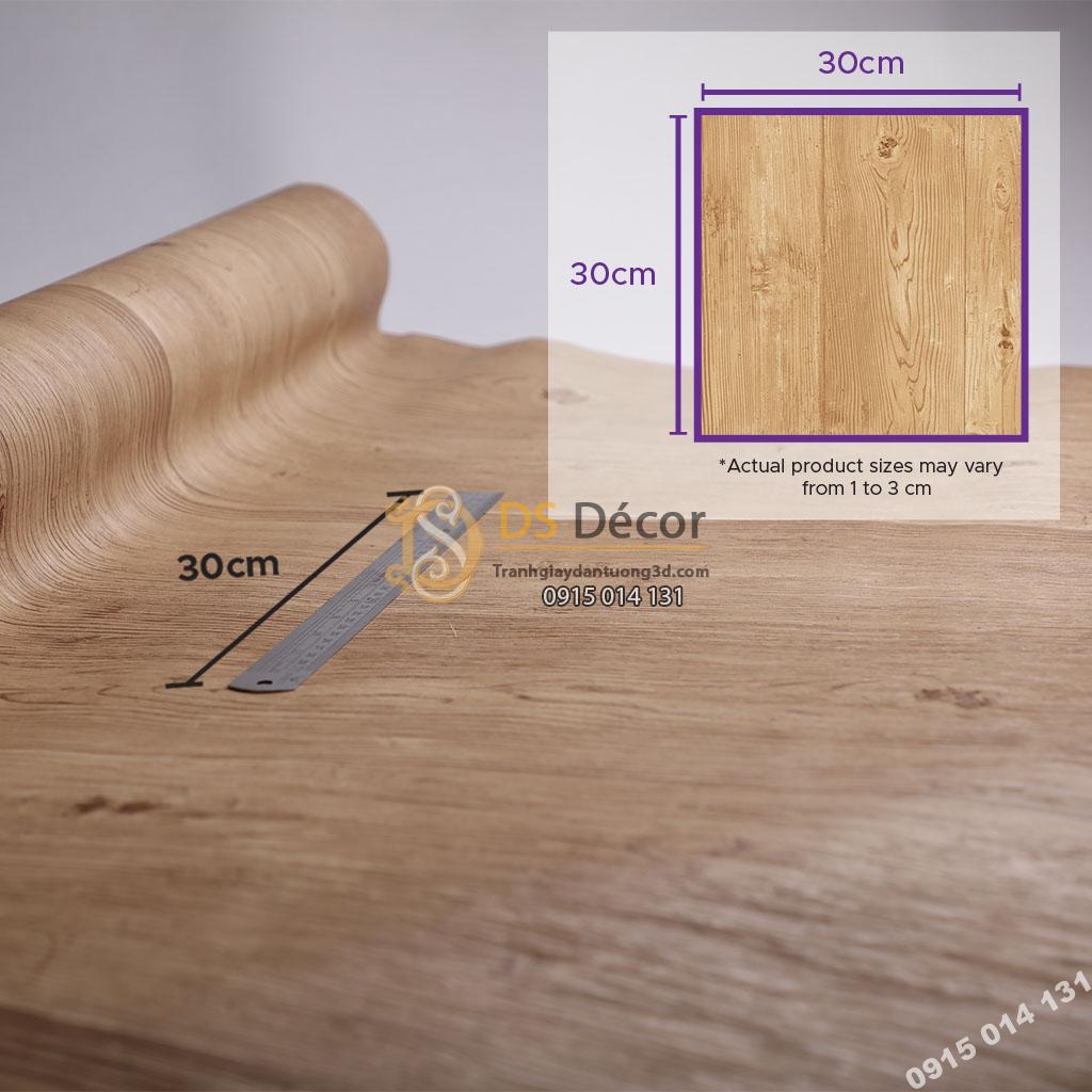 Bề mặt Giấy dán tường Hàn Quốc NATURAL giả gỗ 87005-5