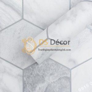 Bề mặt giấy dán tường hàn quốc họa tiết tổ ong 3DH02