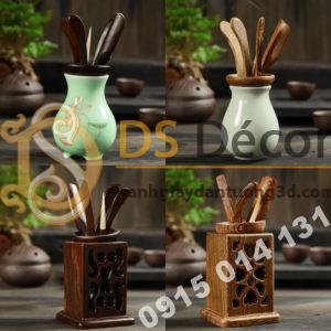 Bộ pha trà 6 món BPT01 - 02