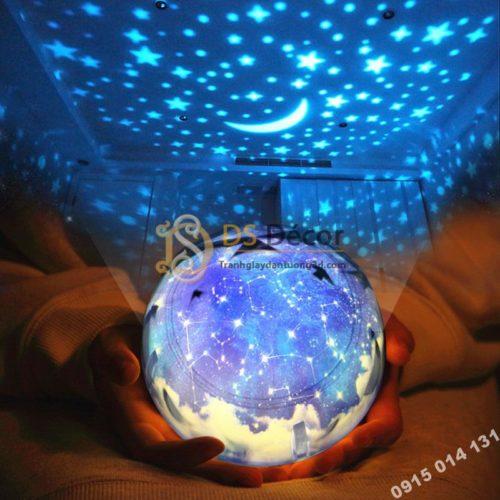 Quà tặng đèn ngủ tạo không gian 3D DPS1