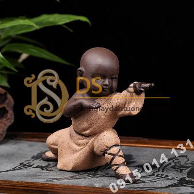 Tượng kungfu kid DTT06 kiểu 1