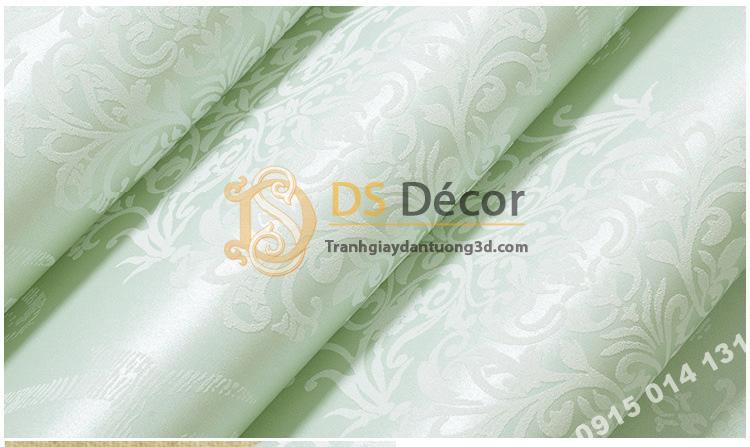 Be-mat-Giay-dan-tuong-hoa-co-dien-sang-trong-3D219-mau-xanh
