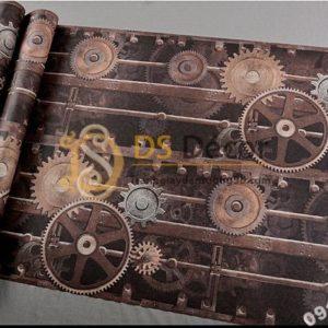 Be-mat-Giay-dan-tuong-hoa-tiet-banh-rang-3D218-mau-nau