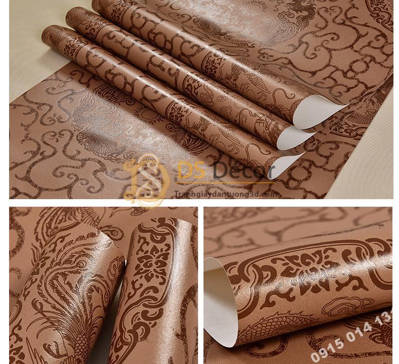 Be-mat-Giay-dan-tuong-hoa-tiet-totem-hoai-co-3D222-mau-cafe