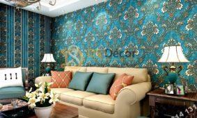 # Top 27 mẫu giấy dán tường phòng khách cổ điển đẹp nhất