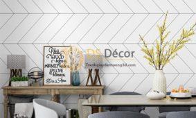10 Mẫu giấy dán tường phòng khách hiện đại 2018