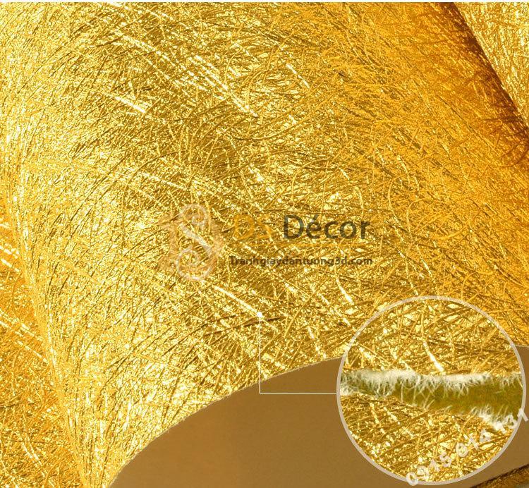 Sợi vải nhỏ không dệt trong lõi giấy giúp giấy bền, dai hơn