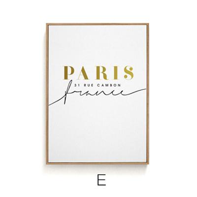 Tranh treo tường PARIS