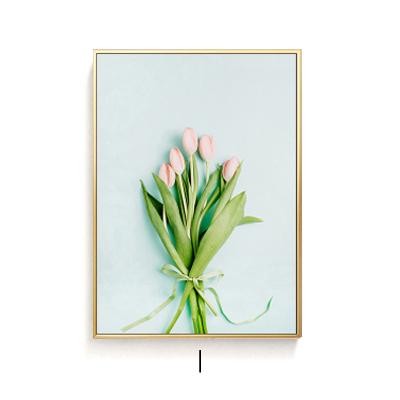Tranh treo tường bó hoa