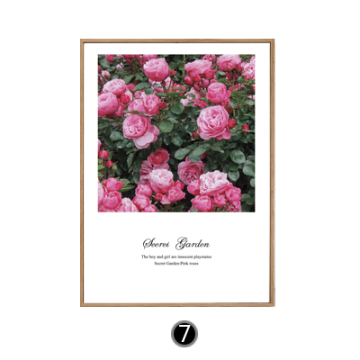 Tranh treo tường hoa hồng 7