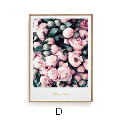 Tranh treo tường nụ hoa