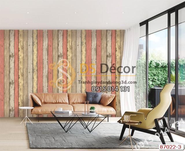 Giấy dán tường giả gỗ Hàn Quốc NATURAL 87022-3
