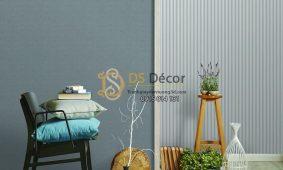 Chốt là chọn giấy dán tường một màu hay sơn !