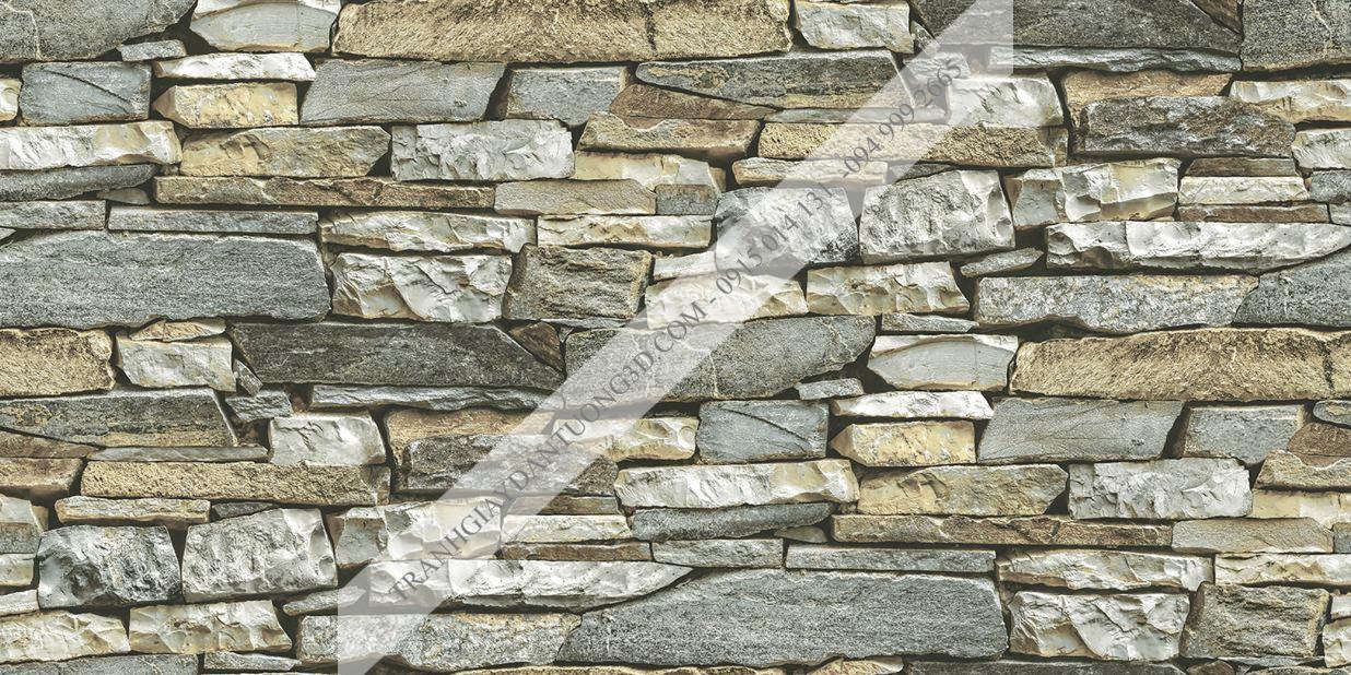 Giấy dán tường Sole giả đá 27052