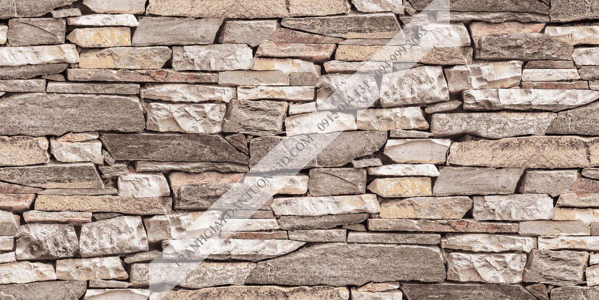 Giấy dán tường Sole giả đá 27054
