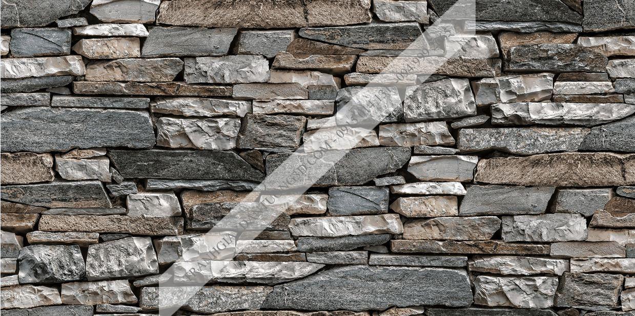 Giấy dán tường Sole giả đá 27055