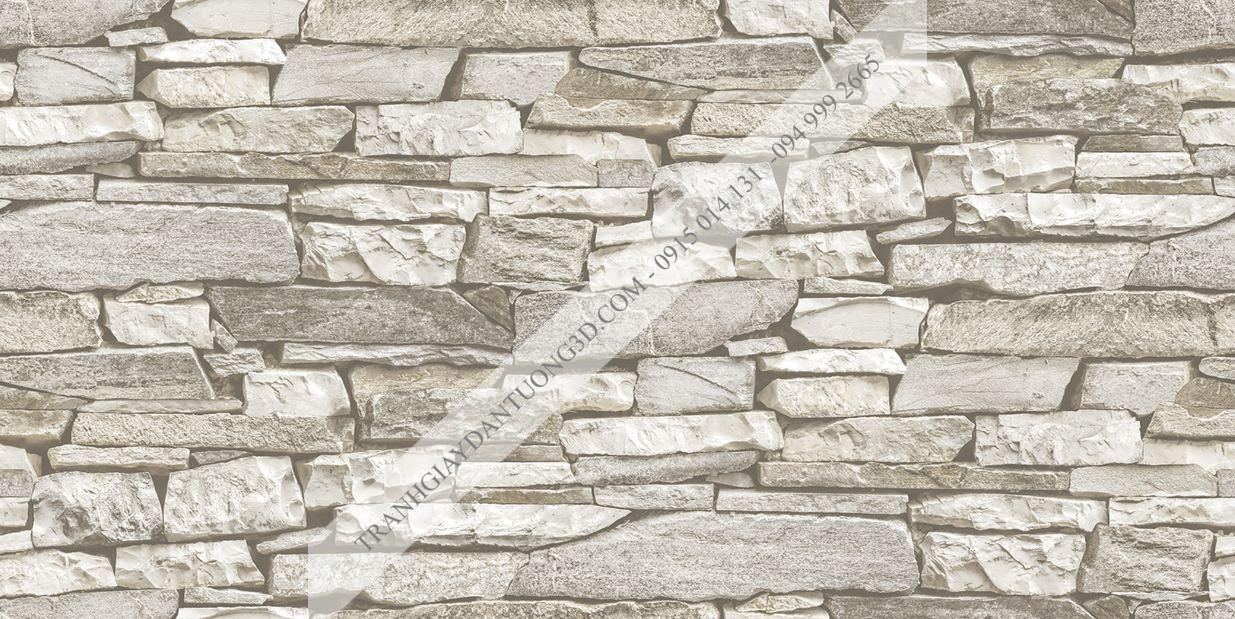 Giấy dán tường Sole giả đá 27056