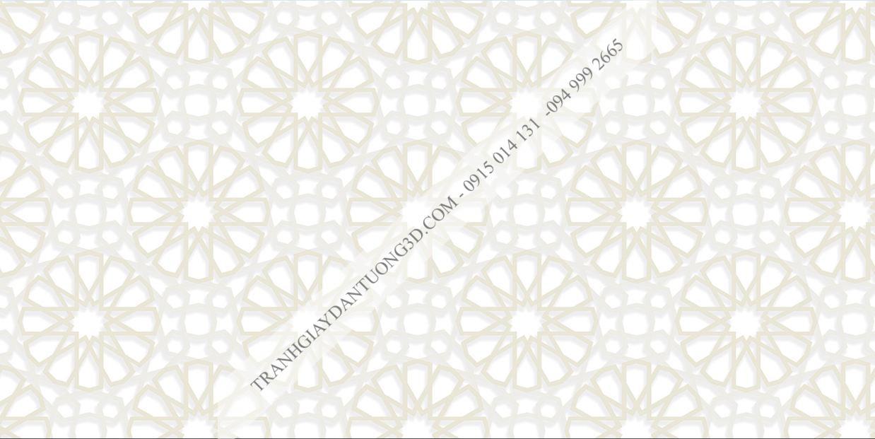 Giấy dán tường Sole họa tiết hoa tròn cách điệu 27033