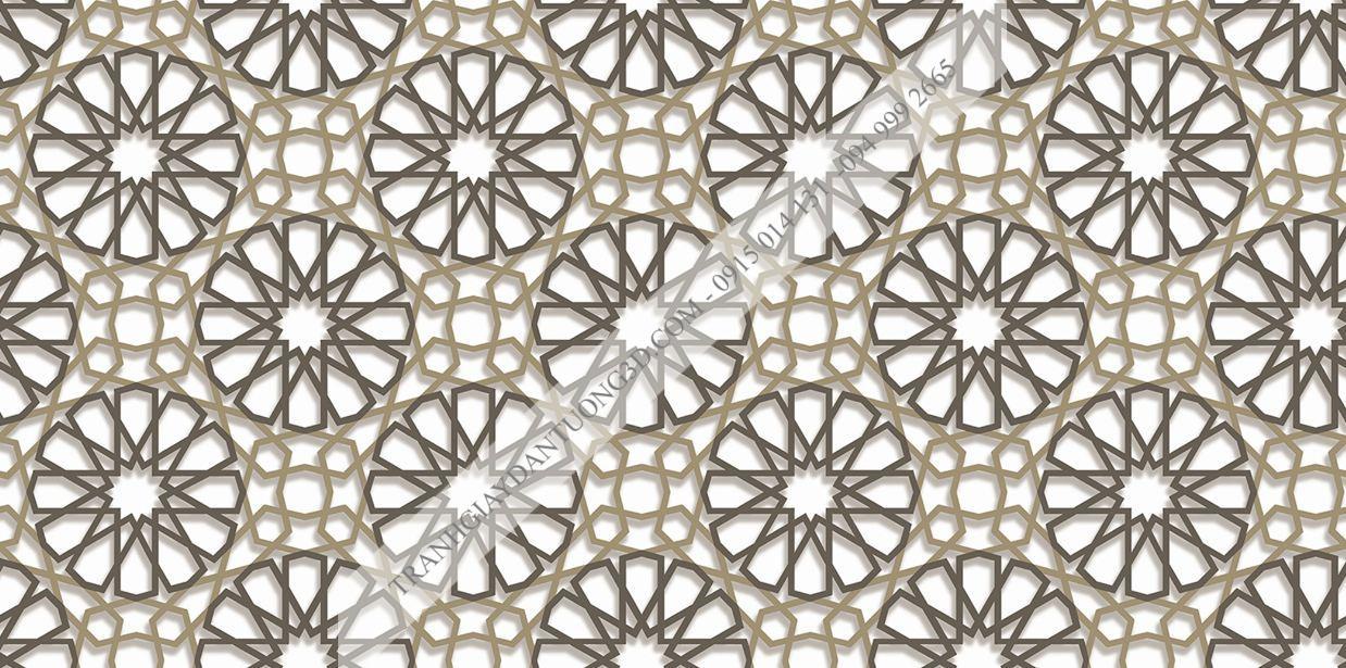 Giấy dán tường Sole họa tiết hoa tròn cách điệu 27034