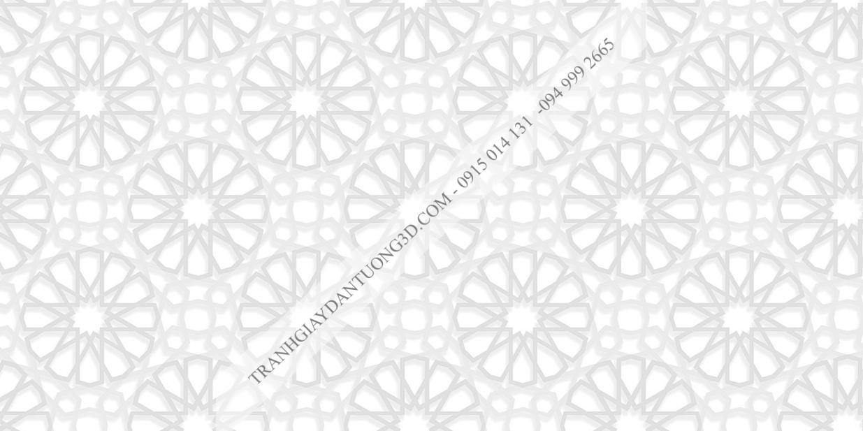 Giấy dán tường Sole họa tiết hoa tròn cách điệu 27037