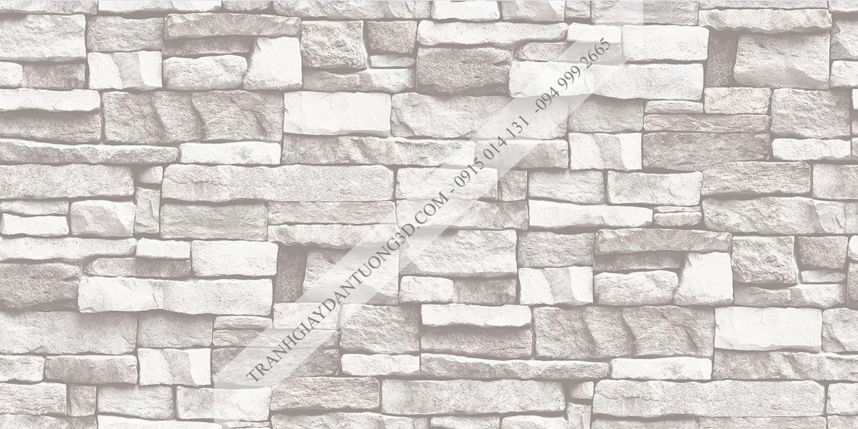 Giấy dán tường giả đá Sole mã 27112