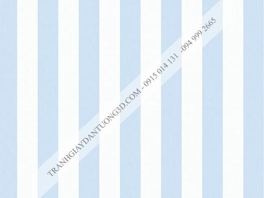 Giấy dán tường sọc tím trắng 4001-4