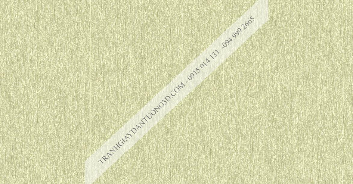 Giấy dán tường sọc xanh lá cây rối 23036