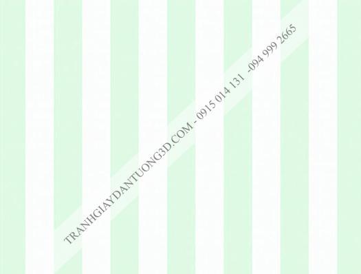 Giấy dán tường sọc xanh trắng 4001-1
