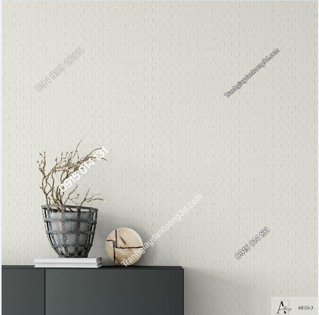 Giấy dán tường một màu nâu nhạt 6810-3 KG